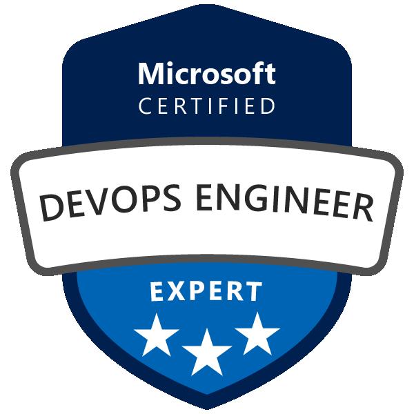 Badge Microsoft : DevOps Engineer